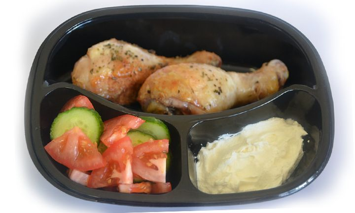 Banting lunch box 2