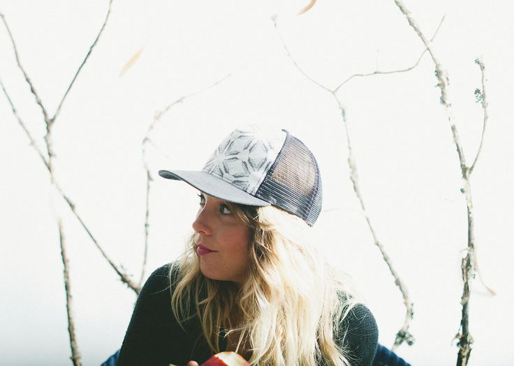 Feather On Your Cap Trucker $33 CAD