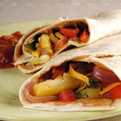 Quick Roasted-Vegetable Fajitas: Cholesterol Recipe, Fajitas Recipe, Roasted Vegetable Fajitas, Low Cholesterol, Health Com, Roasted Vegetables, Quick Roasted Vegetable, Roasted Veggie