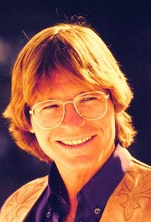 John Denver...  I don't CARE if people think he's goofy and cheesy, the man wrote some great music that holds such sentimental value for me, especially Christmas.