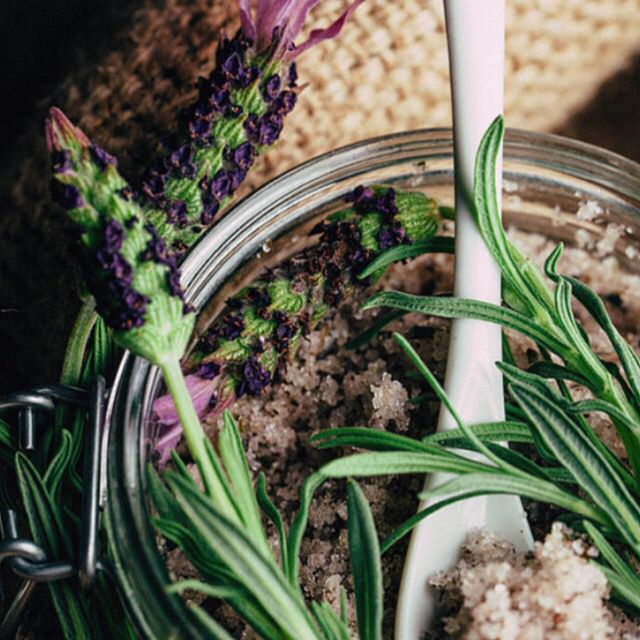 Check out our Lavender body scrubs! Subscribe to our mailing list for all of our updates and promotional codes