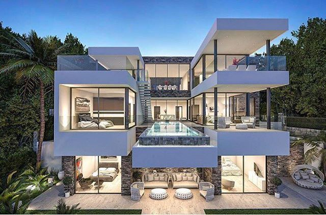 Tag someone that would love to own this Modern Residence!! ▬▬▬▬▬▬▬▬▬▬▬▬▬▬▬▬▬▬▬…