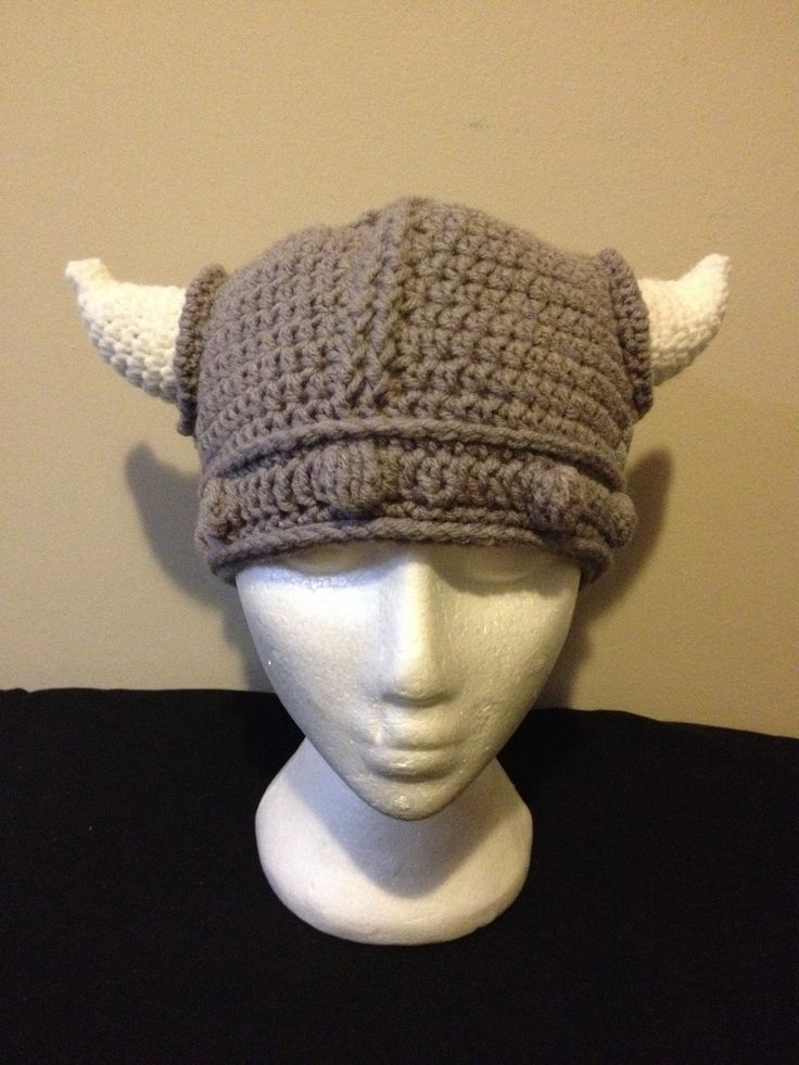 Child-sized viking hat found on: https://www.facebook.com/sistersofthehook
