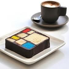 The Mondrian Cake