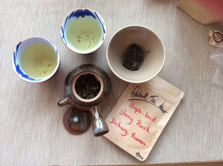 Global Tea Hut čajování