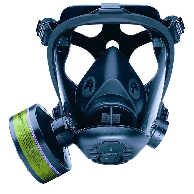 Survivair Opti-Fit Tactical Gas Mask (S67 201)