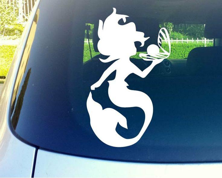 Best Annabelles Accessories Images On Pinterest Little - Mermaid custom vinyl decals for car
