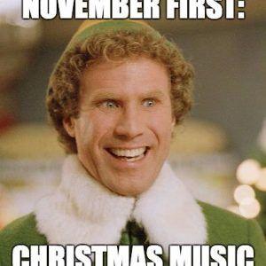 Funny Christmas ELF Memes