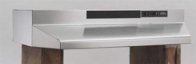 Broan F403004 Stainless Steel Range Hood