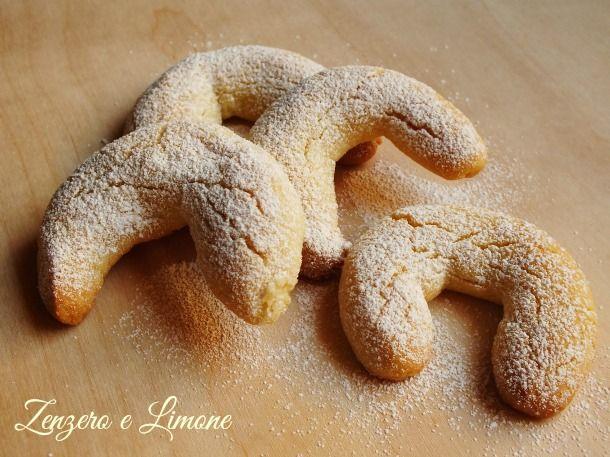 kipferl alla vaniglia -