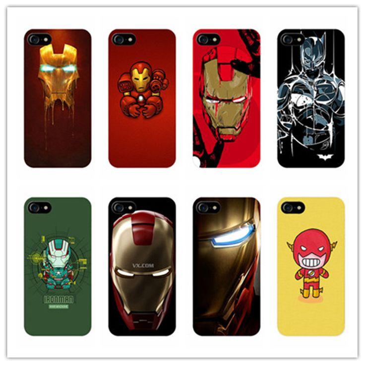 Marvel Super Hero Phone Cases For iPhone 5S 5c se 6 6S 7 Plus Samsung Galaxy s6 s7 edge s5 s4 s3 Back Cover Case Batman Iron Man // Follow us on:  FB: @theworldofmanga888  Pinterest : @world_of_manga  IG : @wom_worldofmanga  Twitter: @tworldofmanga    #japan #cute #animelove #art #animeotaku #animeart
