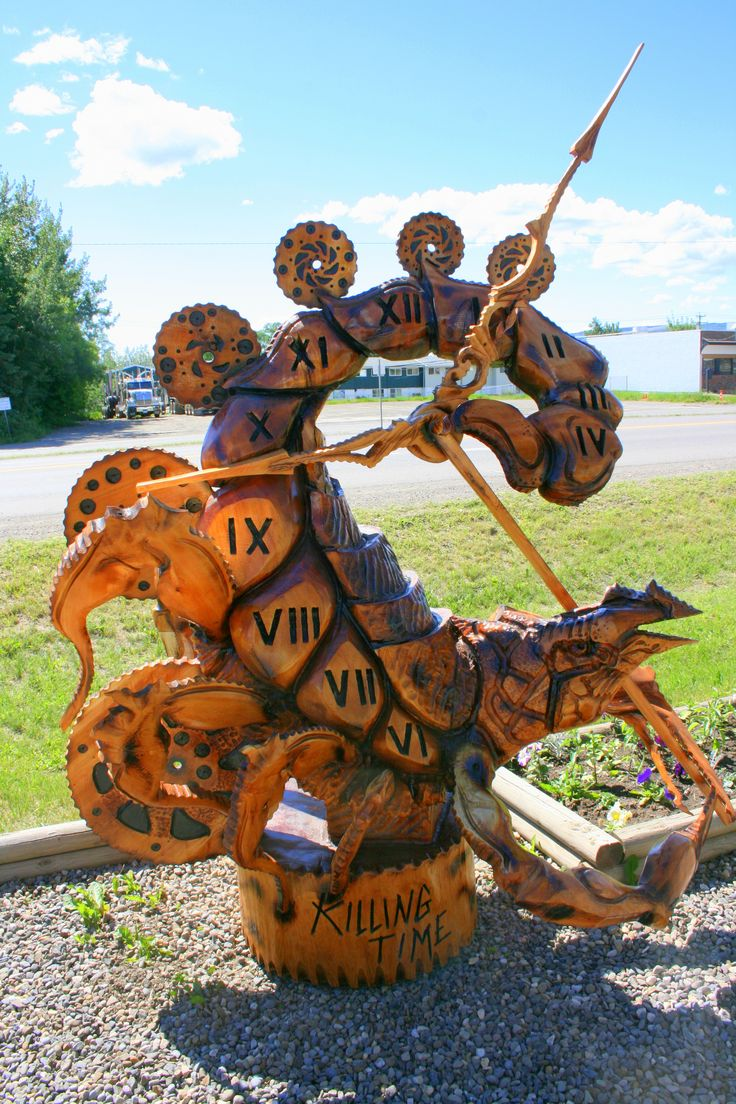 Best chainsaw carving images on pinterest canada