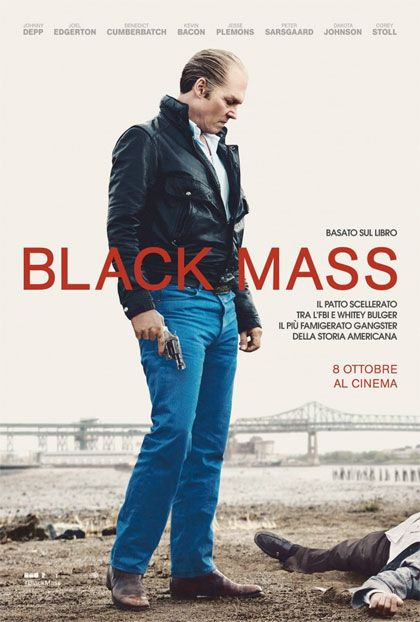 ::HD_GUARDA:: Black Mass - L'ultimo gangster film completo streaming gratis ITA  GUARDA ORA: Link diretto streaming FILM online ITA ===>>>> http://bit.ly/1ODUxJZ GUARDA ORA: Link Download ===>>>> http://bit.ly/1ODUxJZ  Sinossi e dettagli: Un film di Scott Cooper. Con Johnny Depp, Joel Edgerton, Dakota Johnson, Juno Temple, Rory Cochrane. continua» Titolo originale Black Mass. Thriller, Ratings: Kids+13, durata 120 min. - USA 2015. - Warner Bros Italia uscita giovedì 8 ottobre 2015.