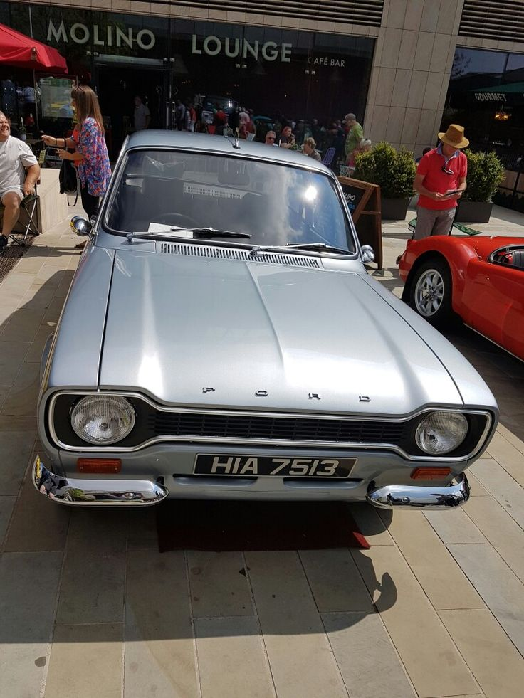 Pin on ford escort adverts