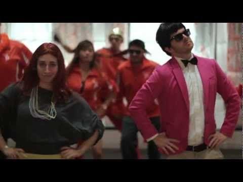 PSY - GANGNAM STYLE (강남스타일) Parody - Inbound Style