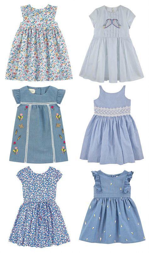 Wir kommen zum ersten Teil! Siehe Teil Zwei hier. Oh, kleine Kleider für kleine Mädchen … wenn du …   – adel