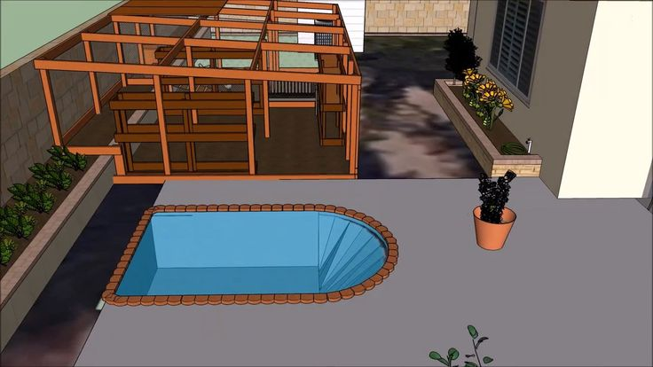 The latests pond based gp system gp designs pinterest for Swimming pool converted to greenhouse