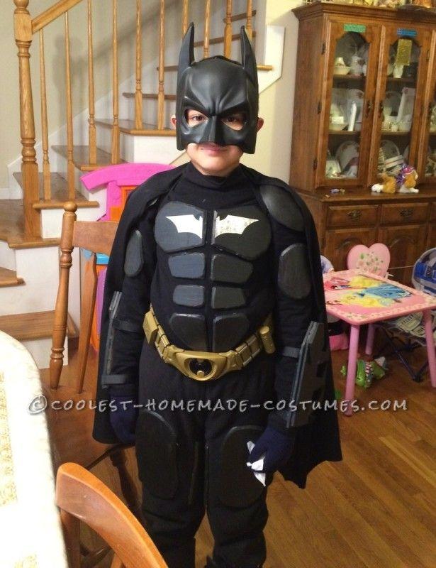Coolest Batman Halloween Costume   costume   Pinterest   Batman halloween costume Batman halloween and Halloween costumes & Coolest Batman Halloween Costume   costume   Pinterest   Batman ...