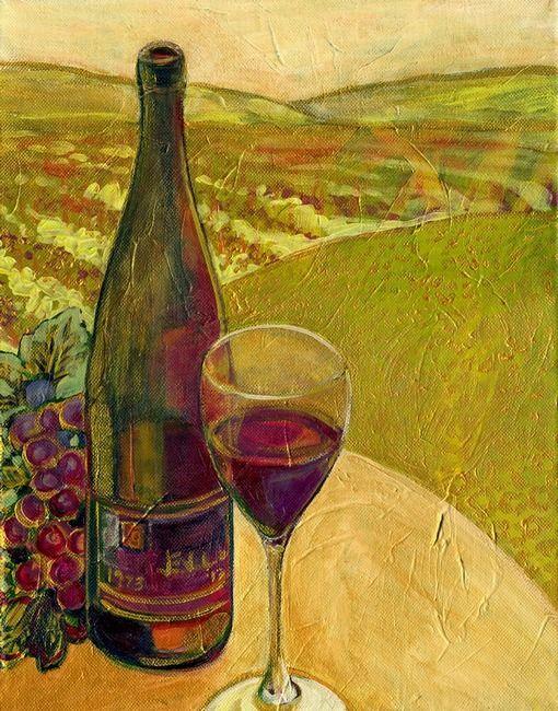 134 best Wine Art Fun images on Pinterest | Wine art, Wine cellars ...