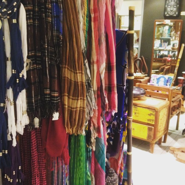 With winter coming what better gift to give than a scarf?! Come to our 17th avenue location and check out our selection of scarves. #yyc #winterishere #imports