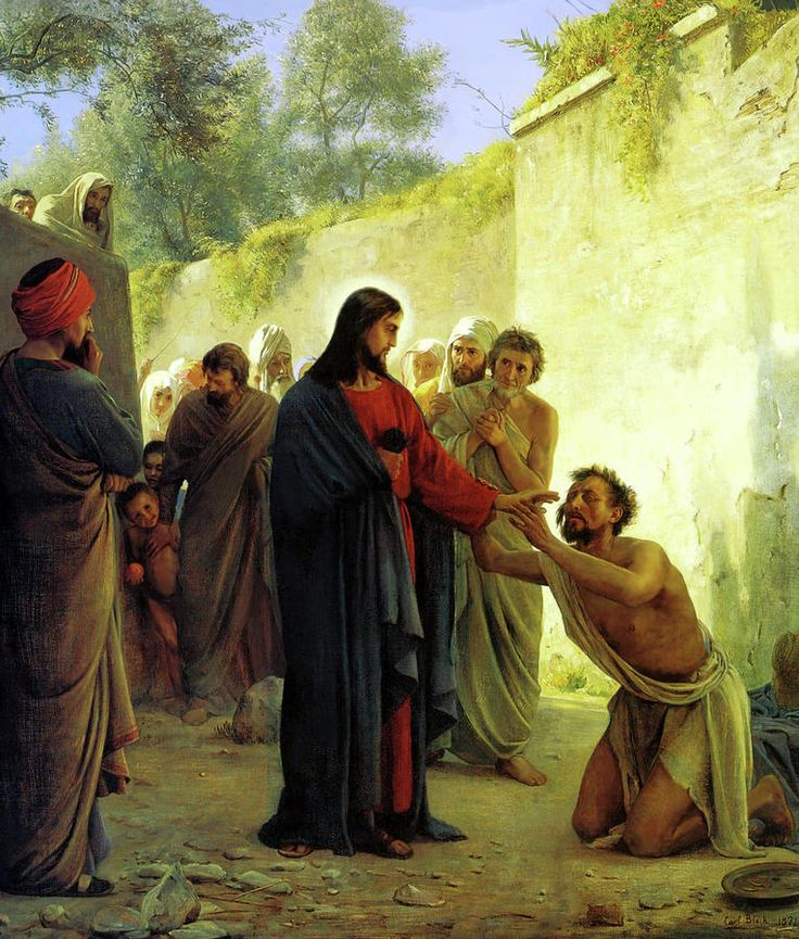 the miracles of jesus christ throughout his ministry on earth Reasons to believe in jesus scripture records that jesus performed miracles throughout his ministry in an he believed jesus christ to be a fraud and his.