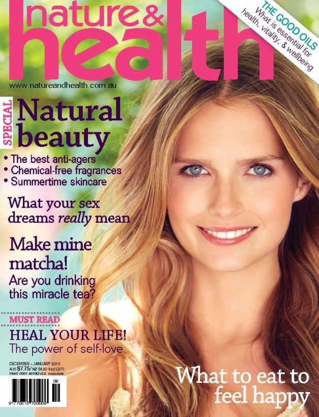 Nature & Health Magazine December-January 2016