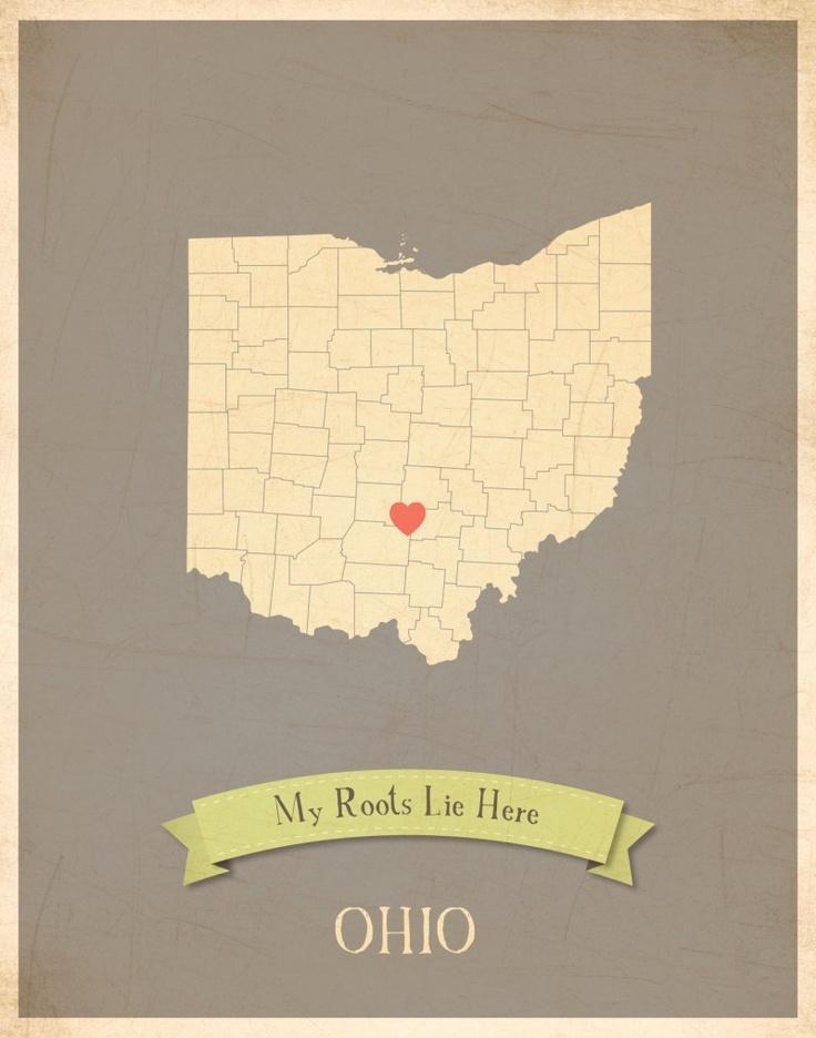 My Roots Collection Ohio Children Inspire Design