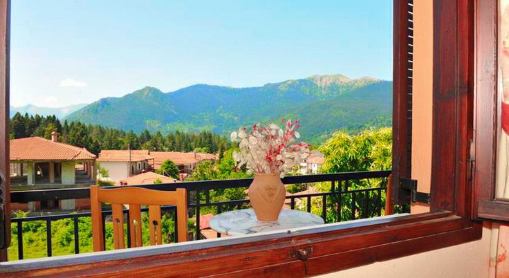 Dreamy vacation all time of the year in #Mprizis #rooms, in #Trikala, #Thessaly #Nothern #Greece
