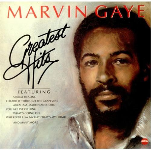 Marvin Gay Mercy Mercy 15