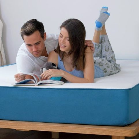 The most comfy place to read is on your Koala Mattress