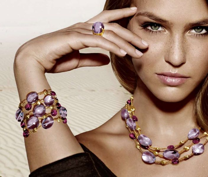 Marco Bicego - Confetti Gemme collection.