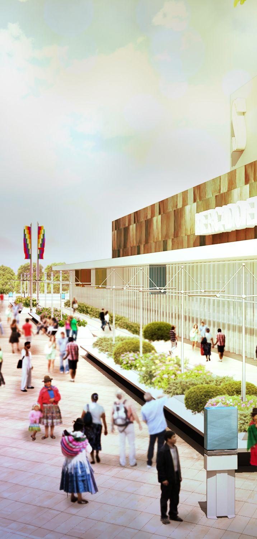 Anteproyecto propuesta, A2 arquitectos.