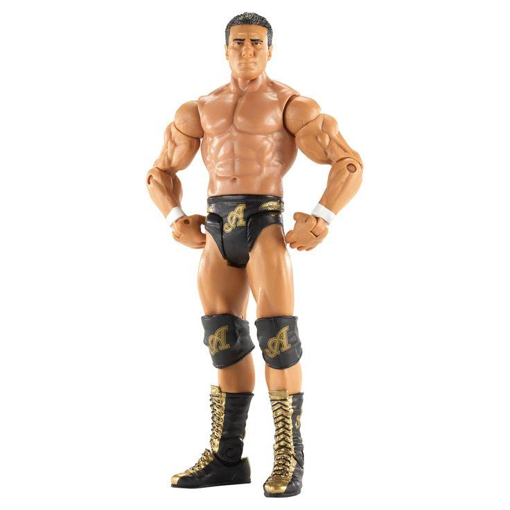 Wwe Superstar Alberto Del Rio Action Figure - Series #48