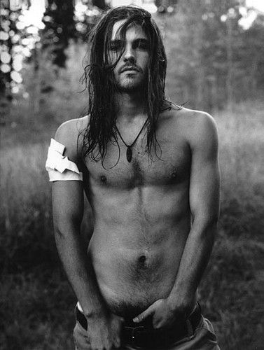 Photo of Men with long hair  for fans of Men with long hair.