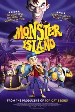 Monster Island 2017 Full Movie