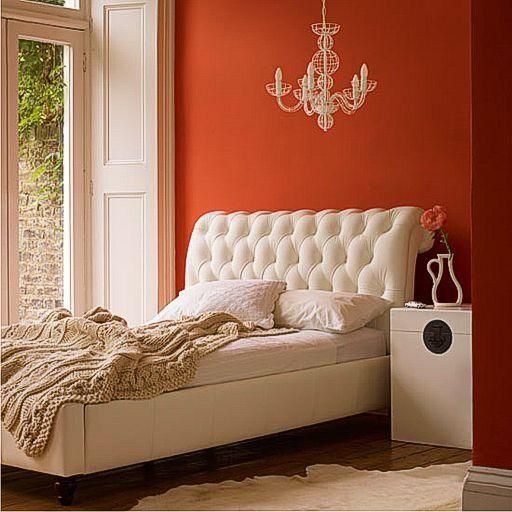 61 best Oranje slaapkamers images on Pinterest | Orange bedrooms ...