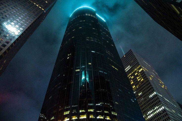 Evil Empire. (Wells Fargo Building- Houston Texas)
