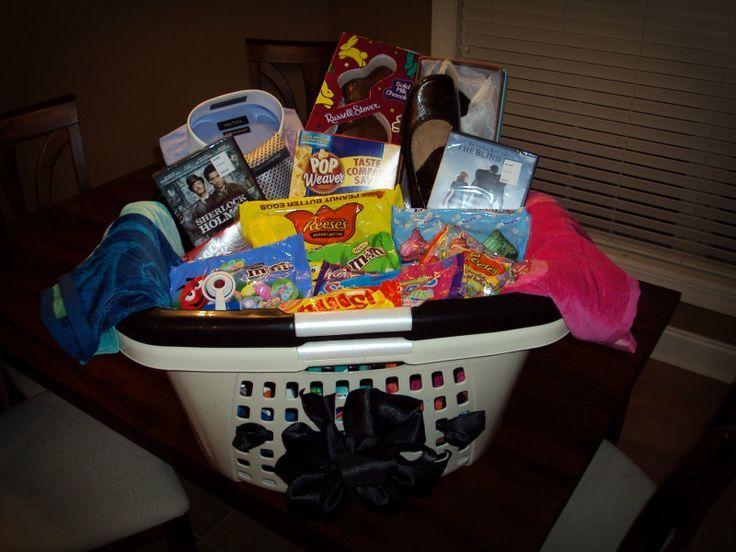 24 best diy adult easter baskets images on pinterest basket easter basket for parents negle Gallery