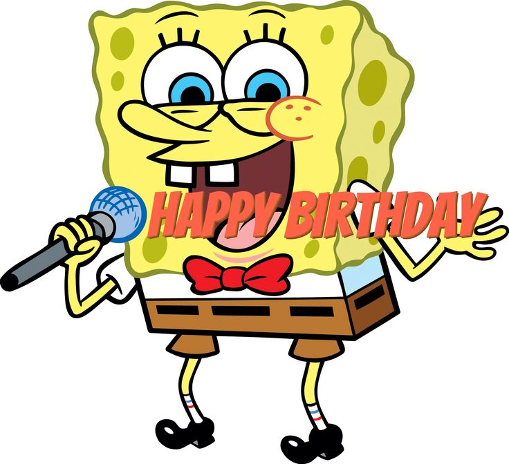 16 best spongebob birthday images on pinterest sponge