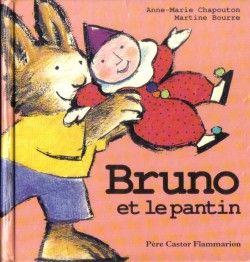 Bruno et le pantin CPRPS 31997000813493 Ce livre conte l'histoire de Bruno, un petit lapin, qui souhaite un jour acquérir un pantin. Heureusement que maman lapin est là!