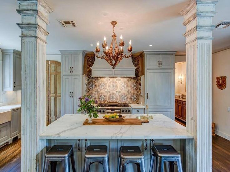 7 best awesome kitchens images on pinterest luxury for Annmarie ruta elegant interior designs