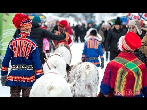 Mercato di Jokkmokk (Lapponia svedese)