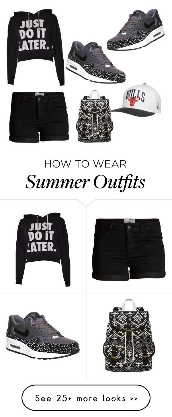 """""""Tomboy outfits for summer"""" by gabrielle-rodney on Polyvore"""