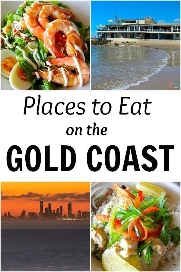 Looking for suggestions on places to eat on the Gold Coast? We have 13 tips plus some great reader suggestions as well.