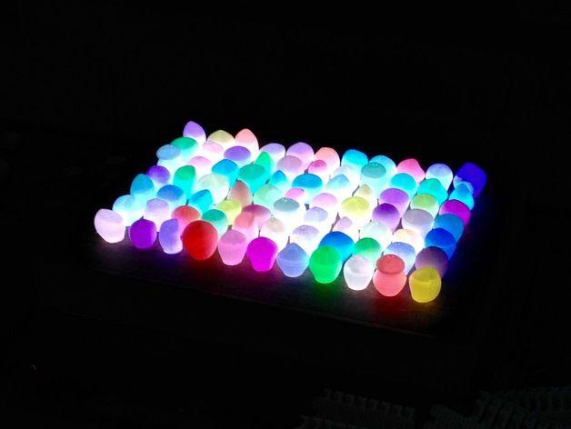 Dynamic Light Matrix by Fredbartels