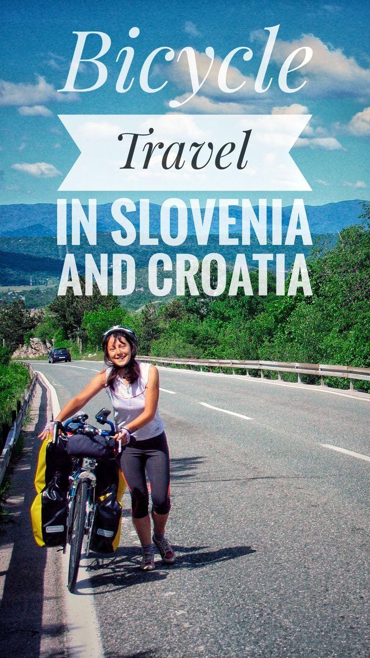 Bicycle Touring Through Slovenia Into Croatia Bicycle Travel