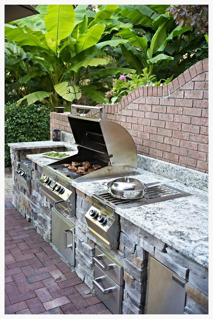 51 besten Outdoor Kitchen Designs Bilder auf Pinterest | Kochen im ...