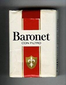 Cigarros Baronet