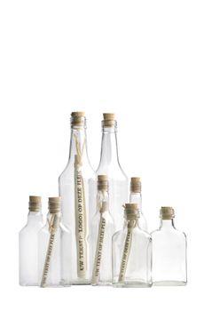 Bij Flessenpost Kan Je Allerlei Flesjes Kopen Om Eigen Uitnodigingen Te Maken Of Een Middagje Knutselen Op Kinderfeestje