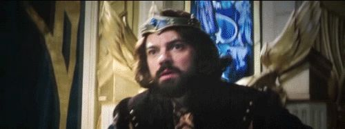 Dominic Cooper as King Llane in Warcraft